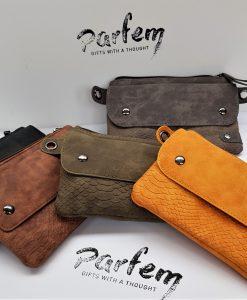 Elba verschillende kleuren tas