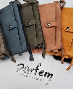 Portemonnee clutch kleuren