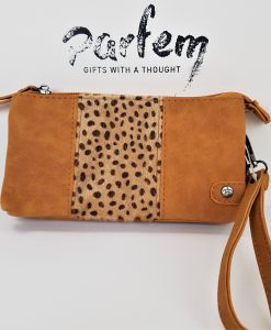 clutch panter geel